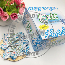 Exit peppermint sugar free chewing gum