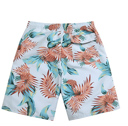 OEM Plus Size Men Swimwear long swimming trunks swim shorts