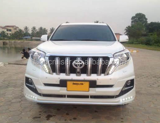 2014 toyota prado led body kits, prado fj150 LED bidykit