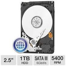 "second hand computer parts 1TB HDD 7200 RPM Branded 2.5"" Drive stock available"