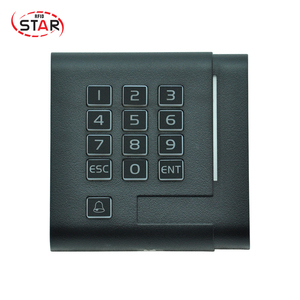 Proximity RFID Card Reader and Controller/Power/Lock/Button/RFID Card/Key tag in Whole Access Control System