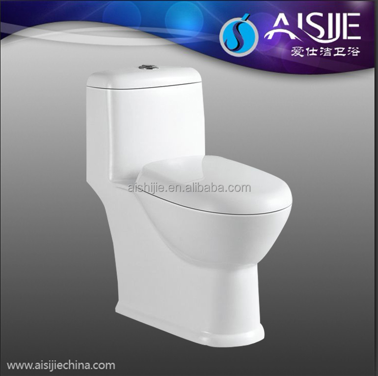 A3122 Welcome Design Siphonic One Piece Toilet Chaozhou Ceramic Toilet