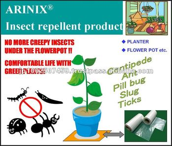 Flowerpot REPELLENT PRODUCTS planter REPELLENT flowerpot