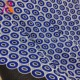 New arrival fashion lace fabric hollow nigerian guipure cord lace african thick lace fabric