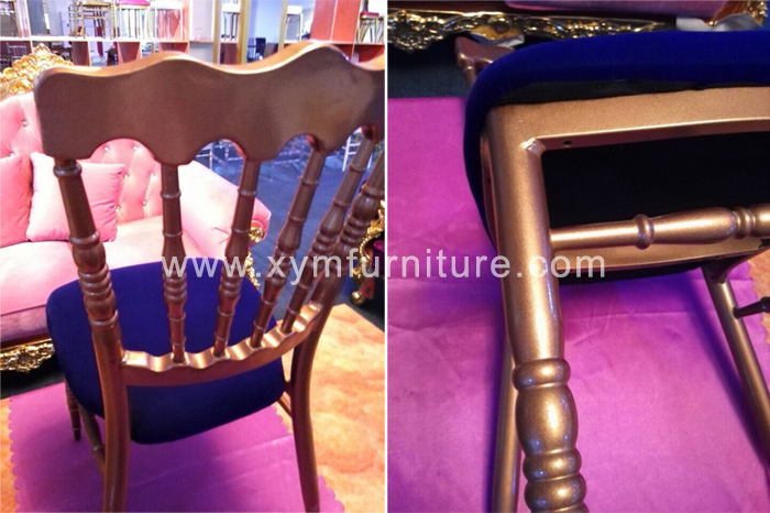 bamboo banquet chair