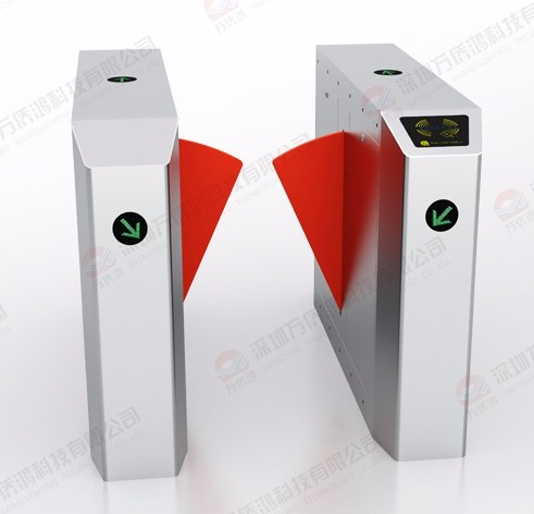 Heavy Duty Subway Turnstile Retractable Arm Turnstile with Coin Receiver