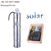solar water pump 500w solar pump water for irrigations gardens