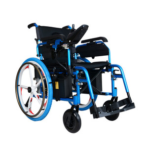 Medical High Quality Electric Power Wheel Chair With Lithium Battery