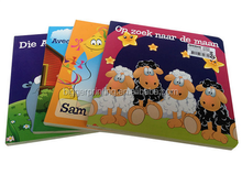 full color children book printing publications printing children book printing service