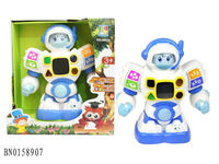 Intelligence electrical robot for kids