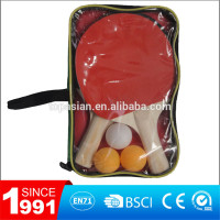 Promotional cheap table tennis bats for sale