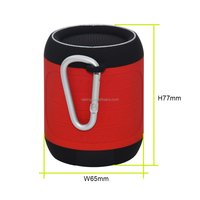 Hifi Portable Mini vibration Speaker for Portable Audio Player