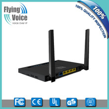 Flyingvoice 5 rj45 2 rj11 port 4g lte wireless router 300Mbps wi-fi FWR7202