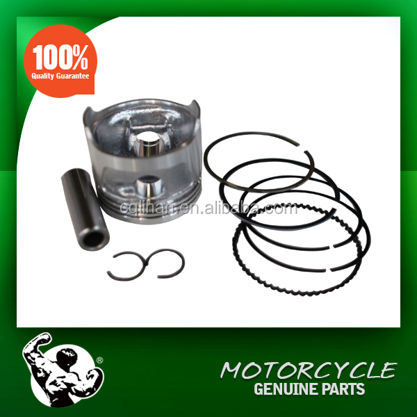 best quality piston & ring for Pakistan market motorcycle engine