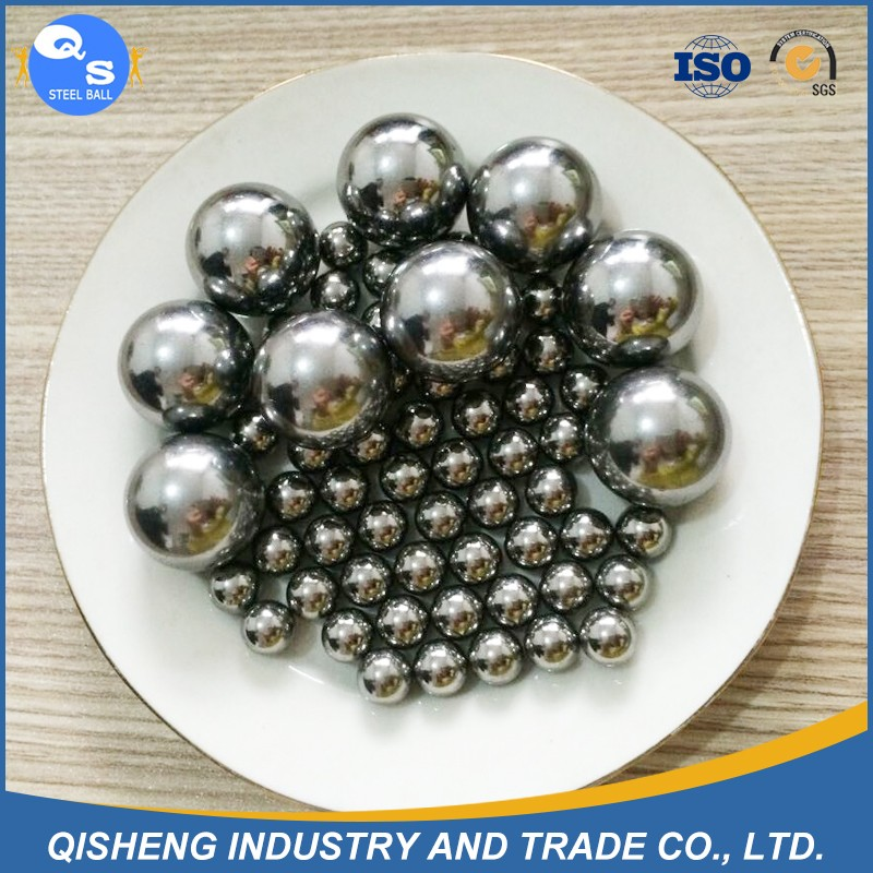 stainless steel ball for mechanical refrigerator freight car