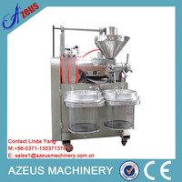 Super! Most professional corn oil making / processing machine from China
