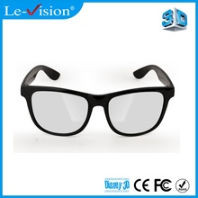 Thick Lens IMAX Theatre Passive Circular 3D Glasses Active Shutter Glasses