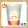 high quality disposable ice cream paper cup with cute print