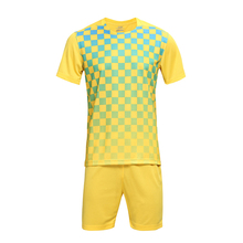 Low Minimum Order Quantity Thailand Quality Soccer Jerseys