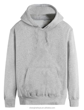 Cheaper Reliable Quality men custom plain hoodie