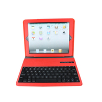 For Apple iPad Mini PU Leather Case Cover Bluetooth Keyboard 7inch /9inch wireless bluetooth keyboard with CE& rosh