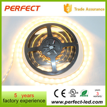Addressable SMD 5630 3000K Warm White LED Strip Light 60leds/m CE/ROHS/UL Listed
