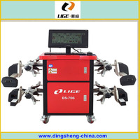 China manufacturer good quality CCD wheel alignment ,wheel balancing machine