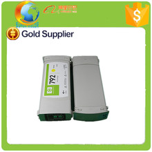 Alibaba Golden Supplier offer!!! Good quality ink cartridge for HP792 latex210 260 280 Latex ink cartridge(775ml)