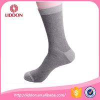 Business style seasonless high quality comfy cotton men sock
