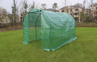 3 x 2 x 2M UV plastic sheets tunnel greenhouse