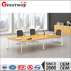 Realism Long meeting table/discussion table for meeting room (QE--39M-1)