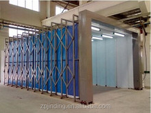 2016 High quality movable used car paint booth for sale with centrifugal fan