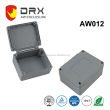 Newest High Quality Utility Hinged Aluminum Waterproof Electrical Box