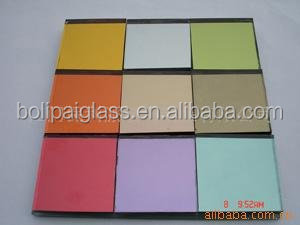 Good Quality Tinted Glass Mirror /Tinted Windows Glass Sheet