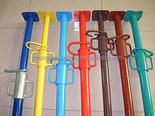 Formwork Steel Props / Adjustable Steel Props/ Props Expandable