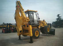 changhui 4 in 1 bucket new WZ30-25 tractor with front end loader and backhoe