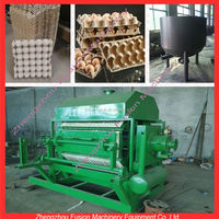 DISCOUNT AUTOMATIC recycling waste paper egg tray machine/paper egg tray pulp molding machine/used paper egg tray making machine