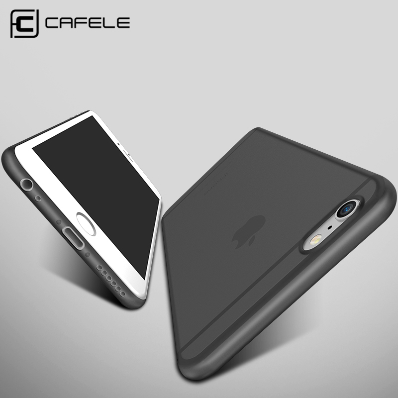 New Arrived Ultra-Thin Phone Cases for iPhone 6 6s 6plus Cover Exact-Fit Anti-Scratch Protective Case for iPhone 6/6S 4.7""