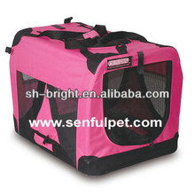 Crate Collapsible Travel Pet Carrier Cage Large Soft Sided Snoozer Cage Pen