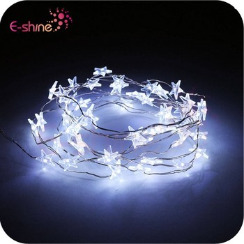 Christmas Decoration with Battery Box Sunflower String Lights