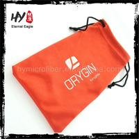 china supplier suede swim glasses packing bag,custom printed microfiber bags,eyeglasses case pouch custom