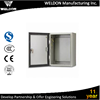 Weldon Bending forming custom made SECC metal atm parts aluminium enclosure box