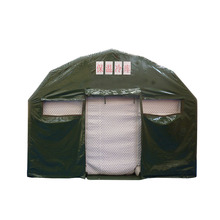 PVC heat Insulation tent military inflatable army tent for sale
