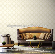 2013 china vinyl simple design pvc wall paper/wallpaper (0.53*10m)