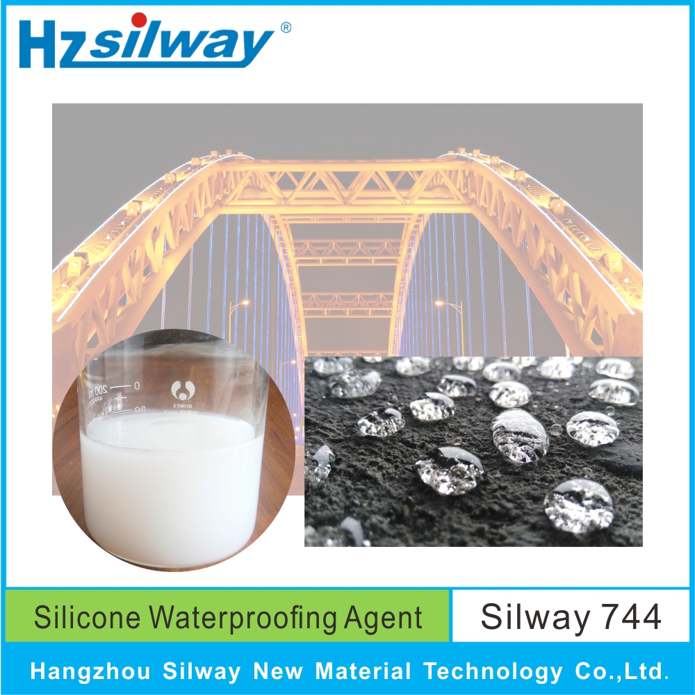 hot design Silway 744 silicon waterproof paint from China famous supplier