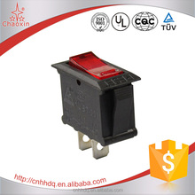 Wholesale Illuminated ON-OFF SPST Rocker Switch 10A 250V