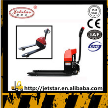 HE series 1.2 ton mini Hydraulic electric pallet truck for sale