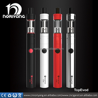 New products 2016 ecig kangertech upgraded version of kanger evod kit topevod kit e-cigarette