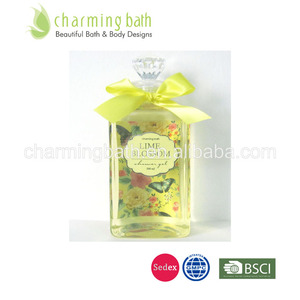 Soothing spring shower gel for beautiful bath and body works