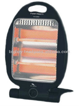 Electric Portable Quartz Heater